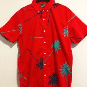 Bonobos Palm Tree Shirt